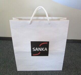 Paperikassi Sanka