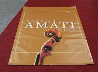 Kahvila Amati 1060x1550mm PVC
