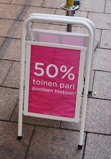 A-Teline 50%