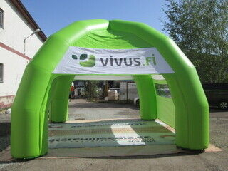 Mainosteltta Vivus