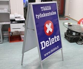 A-teline Delete