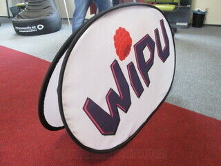 Soft banneri Wipu