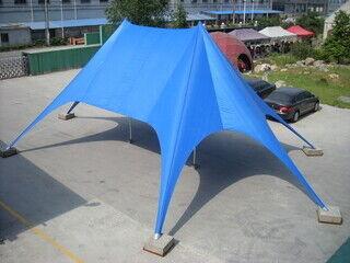 Iso star teltta