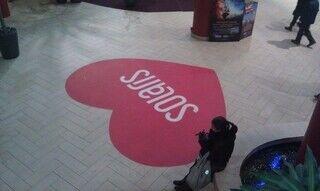 Erikujuga logomatt Solaris
