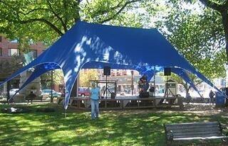 Double Star teltta