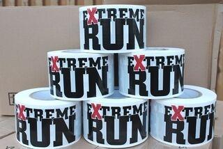 Varoitusnauha ExtremeRun 100mm