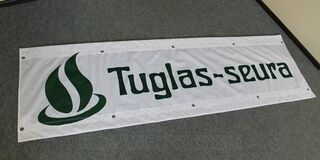 Tuglas-seura banneri