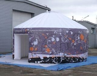 Jurtta teltta