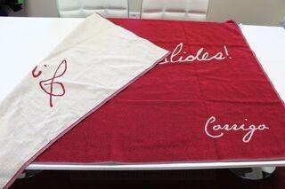 Woven towel Corrigo