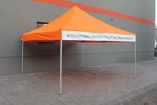 4x4m pop up tent