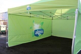 Alpro teltta 4x6m