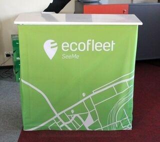 Hop up pöytä Ecofleet