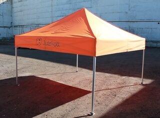 3x3m po pup teltta
