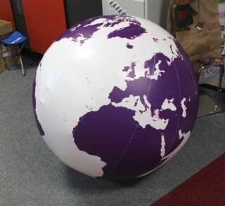 1m maapallo
