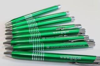 Metallise kynät