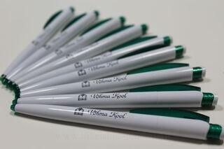 Logolla kynät