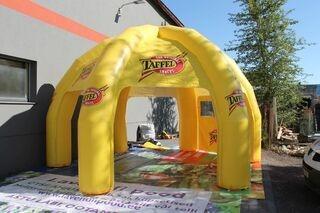 Taffel teltta 6x6m