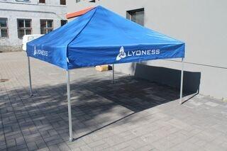 3x3m Lyoness teltta