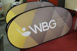 WBG soft bänner 200x100cm