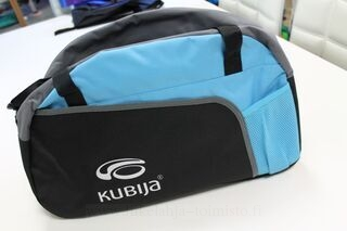 Sports bag with logo