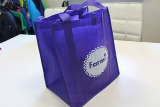 Shopping bag Farmi