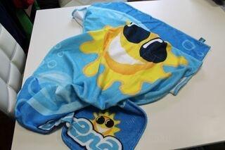 Souvenir towel Serena