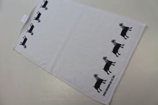 Printed towel