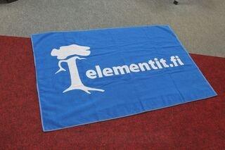 Elementit.fi kudottu pyyheliinalla