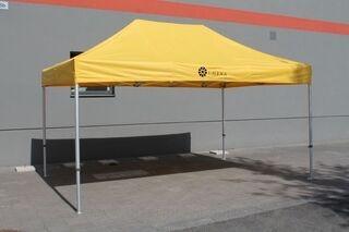 Logolla 3x4,5m popup teltta