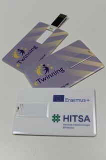 eTwinning usb memory card