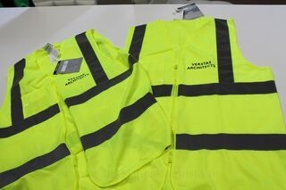 Safety vests with logo