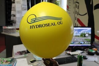 Hydroseal balloon