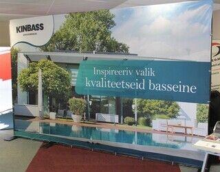 Advertising wall Kinbass