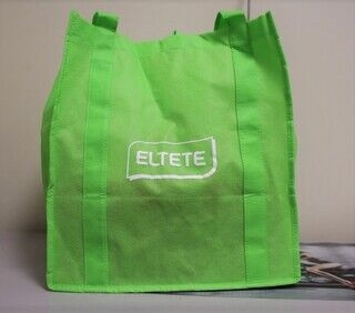 Eltete shopping bag