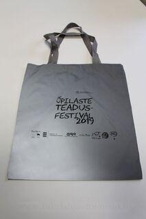 Reflective shopping bag