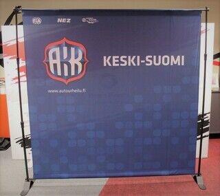 Mainosseinä autourheilu.fi