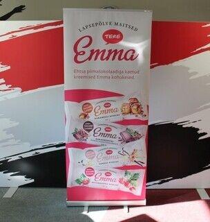 Emma kohukese reklaambänner