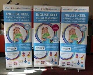 Reklaamsein: Inglise keel lastele ja noortele