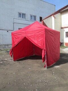 Punainen Pikateltta 3x3