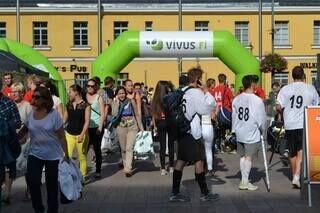 Urheilukaari Vivus.fi 6x3m