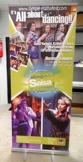 Kuvateline Tampere Salsa Festival