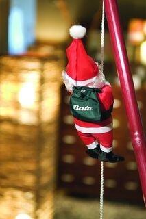 Joulupukki Klimber