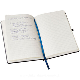 Black A5 note book