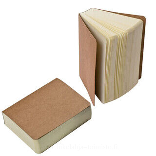 Notebook, small with recycling cover