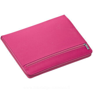 A4 nylon writing case with zipper