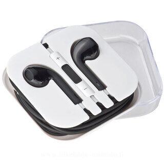 Square earphones