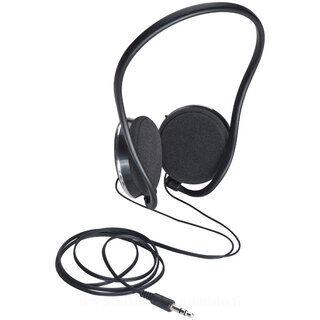 Earphones, black