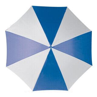 Kaksivärinen automaattinen sateenvarjo 2. kuva