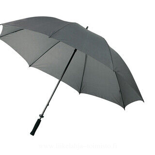 Large umbrella with soft grip