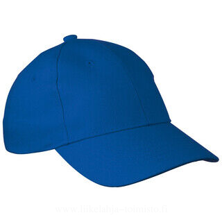 6-panel baseball cap